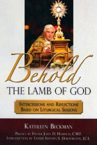 BEHOLD the Lamb of God by Kathleen Beckman