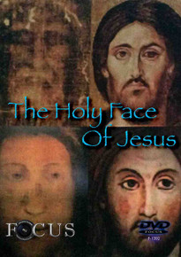 The Holy Face of Jesus DVD