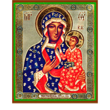 Icon of Virgin of Czestochova