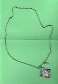 Mary Undoer of Knots Necklace