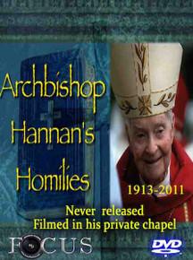 Archbishop Hannan's Homilies