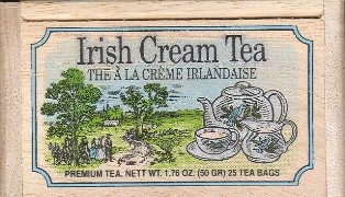 Irish Cream Tea Bags