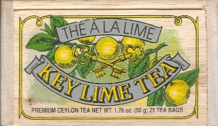 Key Lime Tea Bags