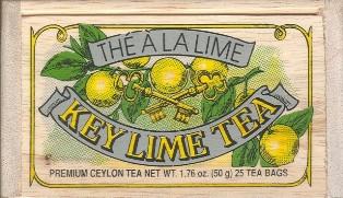 Key Lime Tea Bags
