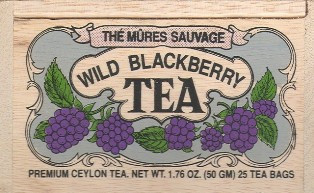 Wild Blackberry Tea Bags