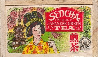 Sencha Japanese Green Tea Bags