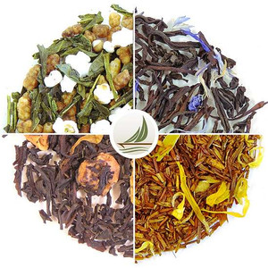 Hot Teas Sampler Pack