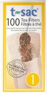 T-Sac Loose Leaf Filter - Size 1