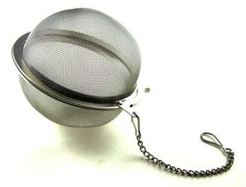 Mesh Ball Tea Infuser - 2 inches