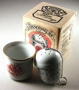 Tea Infuser - Porcelain