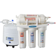 Crystal Quest 50 GPD Thunder Reverse Osmosis®/Ultrafiltration 2000C 13 Stage