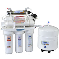 CRYSTAL QUEST 50 GPD THUNDER REVERSE OSMOSIS®/ULTRAFILTRATION 3000C 13 STAGE UltraViolet UltraFiltration