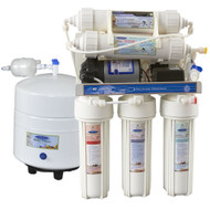 Crystal Quest 50 GPD Thunder Reverse Osmosis®/Ultrafiltration 2000MP (MultiStage & Pump) 16 Stage