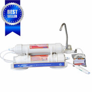 Crystal Quest® 50 GPD Countertop Thunder Reverse Osmosis® Systems 10 Stage