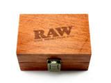 RAW Wooden Tobacco Box