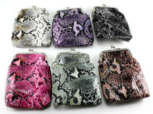 Wild Snakeskin Cigarette Pack Holder
