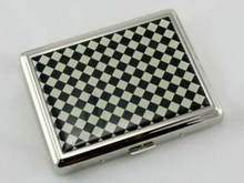 Checkered Cigarette Case