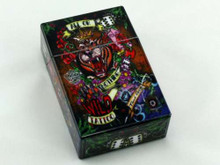 Dice Tattoo Cigarette Pack Holder