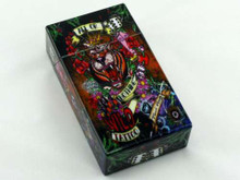 Dice 100 Tattoo Cigarette Pack Holder