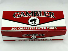Gambler Full Flavor King Size Cigarette Tubes