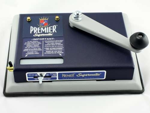 premier supermatic cigarette rolling machine