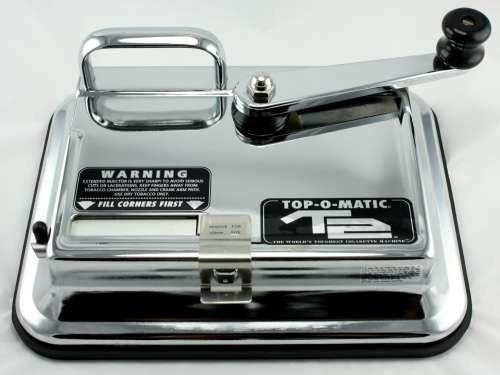 t2 cigarette machine