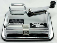 Top-O-Matic T2 Cigarette Rolling Machine
