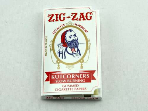 zig zag kutcorners rolling papers. Black Bedroom Furniture Sets. Home Design Ideas