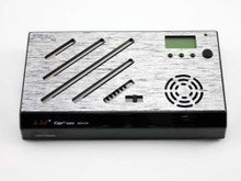 Le Veil Stone Grey iCigar Hybrid Electronic Cigar Humidifier