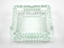 Tuscany Glass Cigarette Ashtray