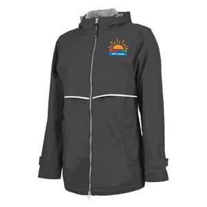 Charles River Ladies' New Englander Rain Jacket