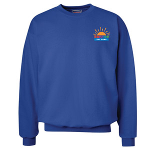 Ultimate Cotton Crew Neck Sweatshirt