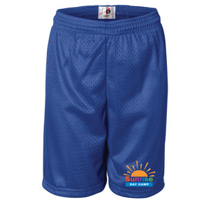 Premium Mesh Shorts with Pocket