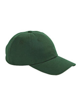 6 Panel Twill Unstructured Cap
