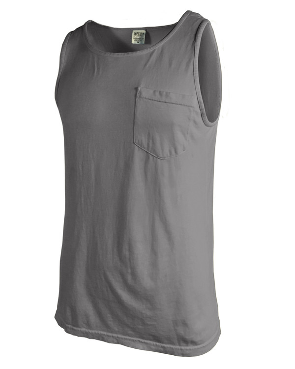 Comfort Colors Pocket Tank Top