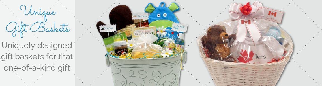 Unique Gift Baskets