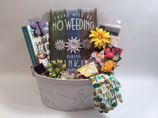 Custom Garden Gift Basket
