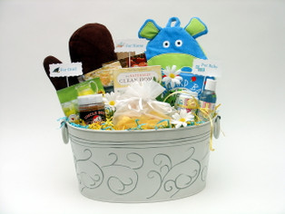 Custom Family Occasion Gift Basket