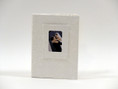 Mini wedding photo book holds 24 4x6 photos
