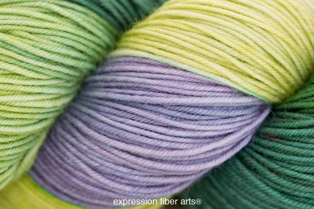SENEGAL PARROT 'RESILIENT' SUPERWASH MERINO SOCK