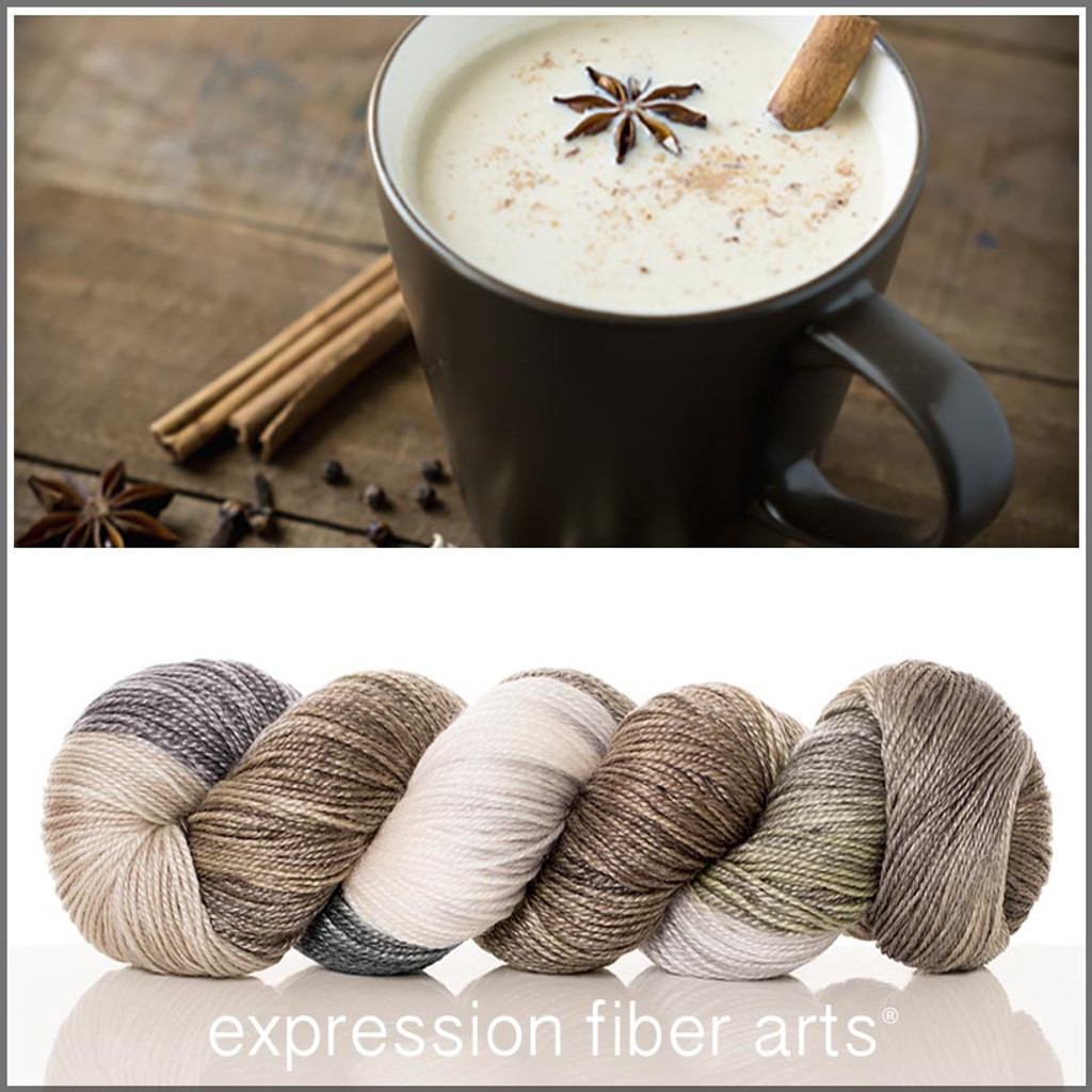 CHAI 'LUSTER' SUPERWASH MERINO TENCEL SPORT