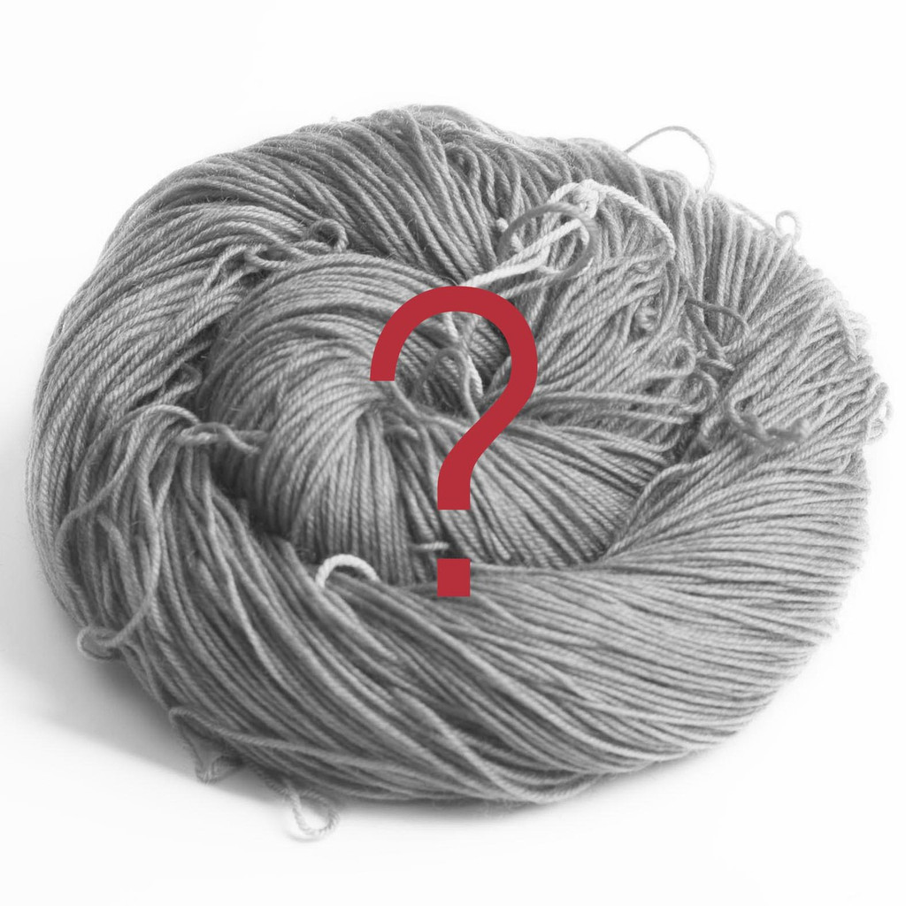 Mystery TANGLED  or Oopsy Skein