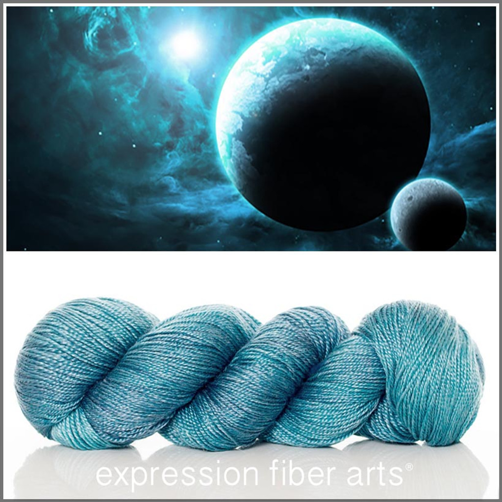 NEPTUNE 'LUSTER' SUPERWASH MERINO TENCEL SPORT