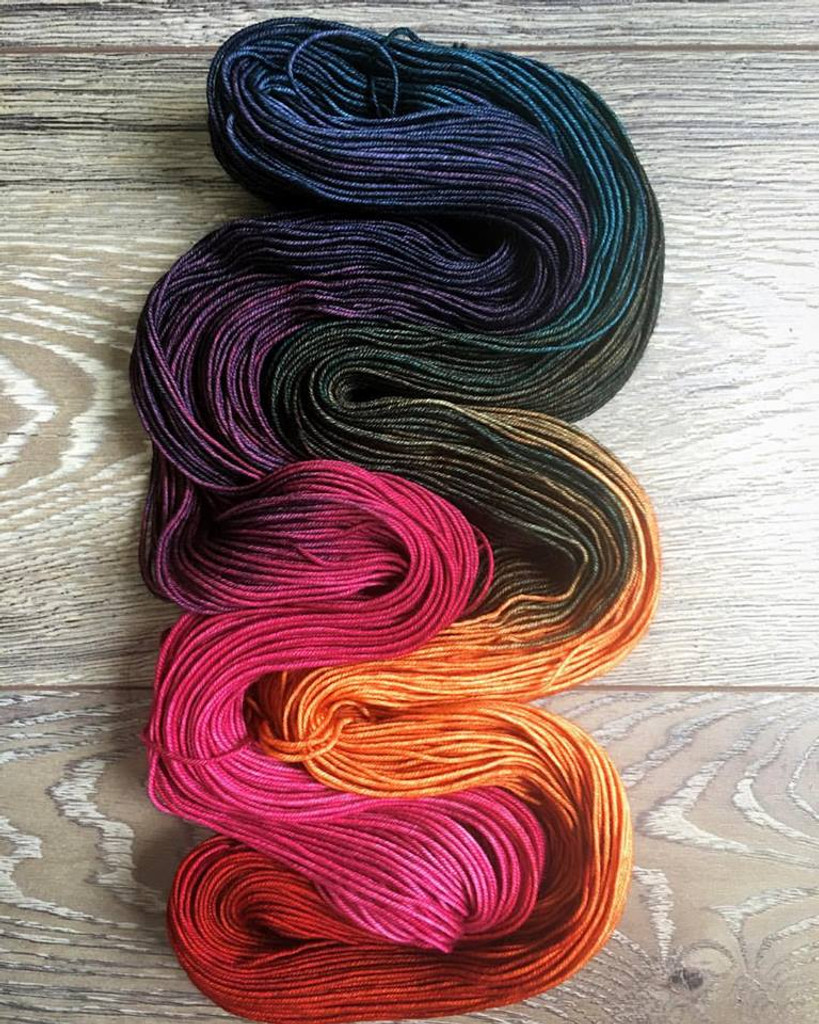 NAMASTE 'RESILIENT' SUPERWASH MERINO SOCK