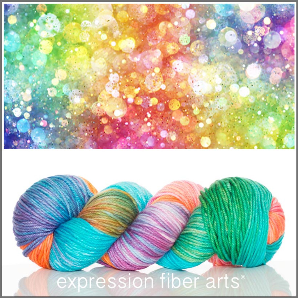 RAINBOW OF LIGHTS SUPERWASH DEWY DK