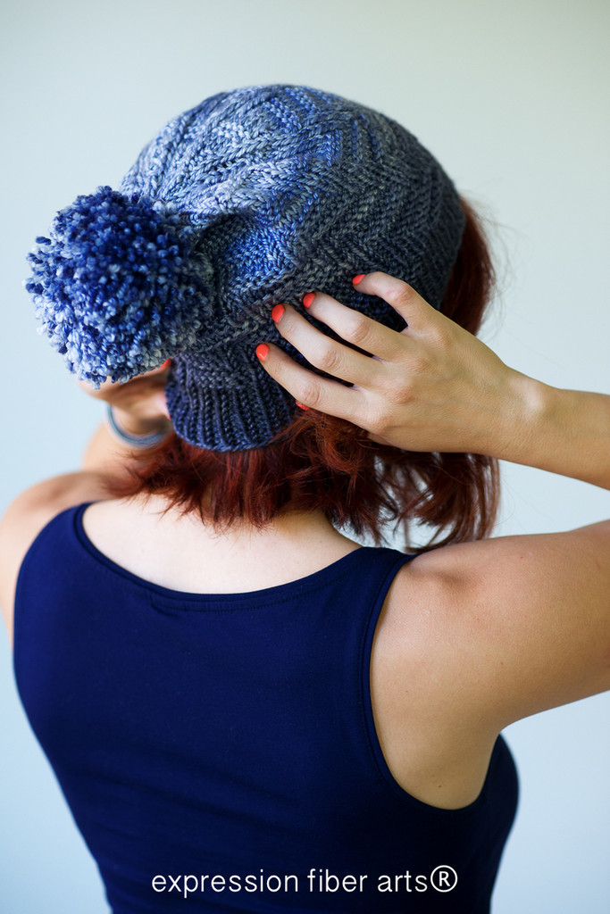 Hollowmont Knitted Hat Pattern