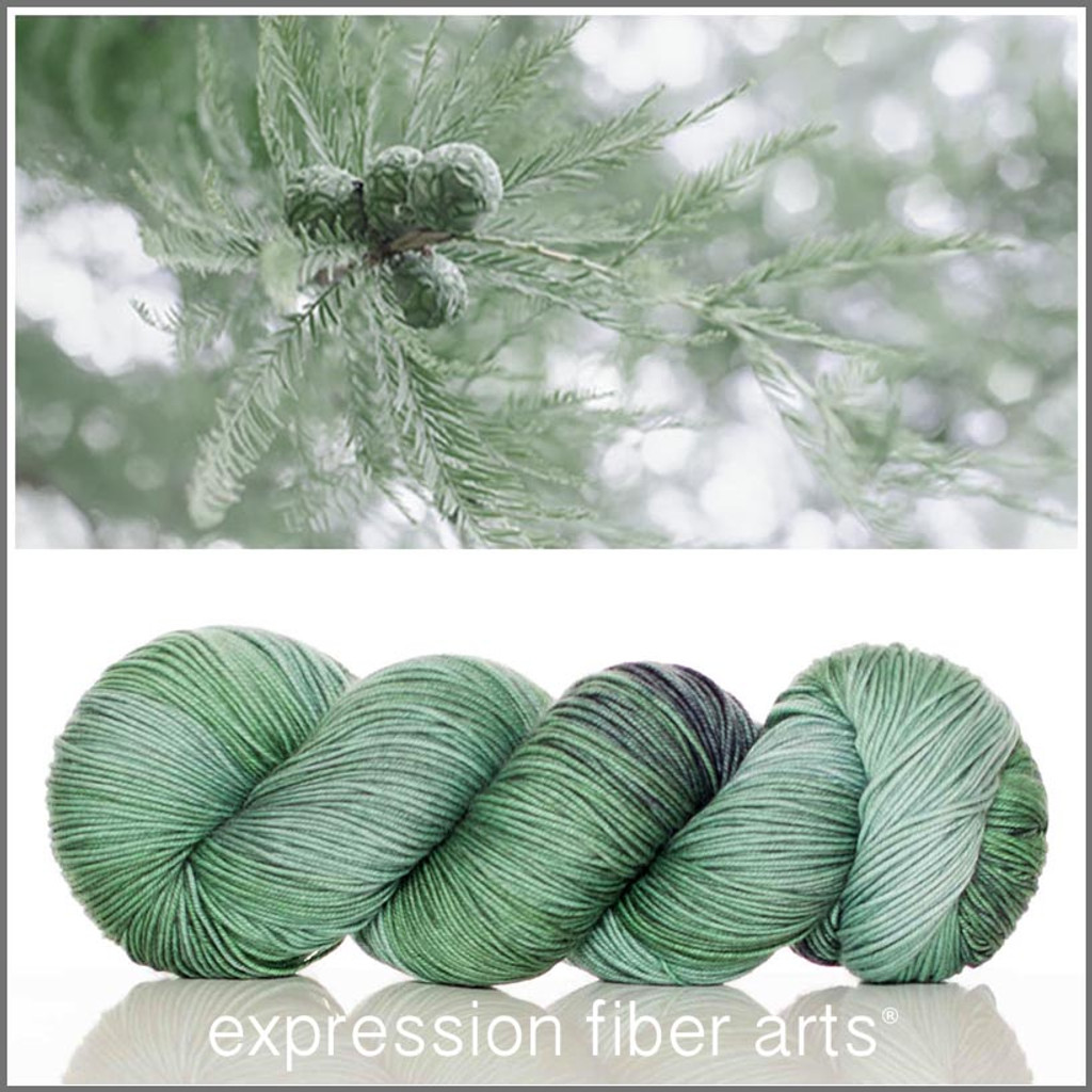CYPRESS 'RESILIENT' SUPERWASH MERINO SOCK