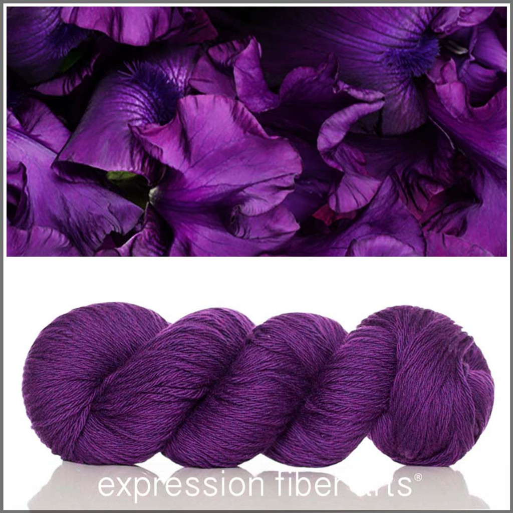 IRIS - 'COZY' Limited Edition Worsted Wool Yarn