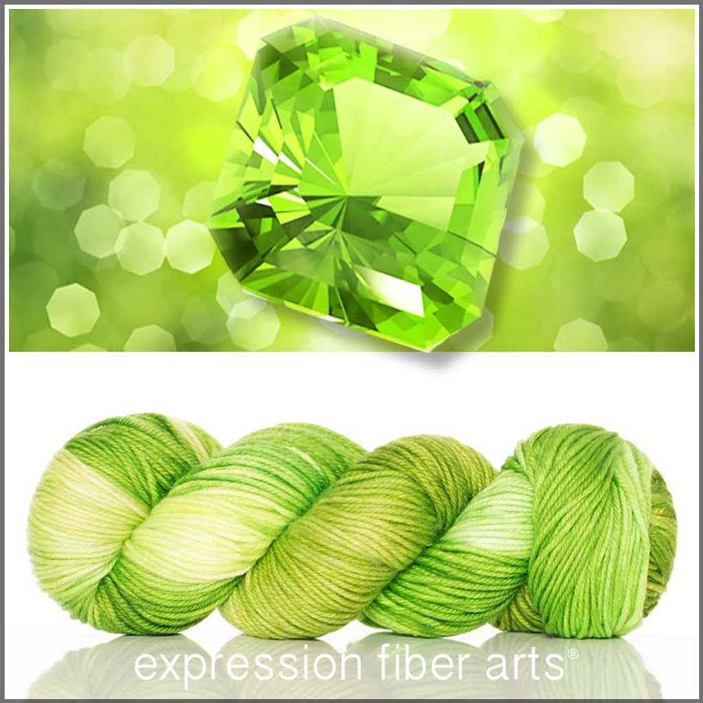 AUGUST PERIDOT SUPERWASH DEWY DK