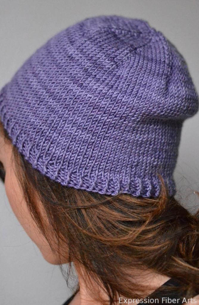 Easy Knitted Hat Formula - Any Size, Any Yarn, Any Needles ...